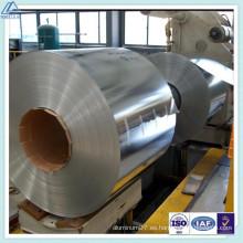 3003 3004 3103 3105 Bobina de aluminio / aluminio (HO H24 H112)