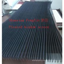 Высококачественные низкие цены плиссированные сетки для насекомых / плиссированные сетки