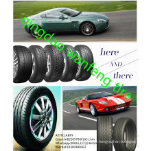Hilo Marke Pkw-Reifen mit DOT-Zertifikat