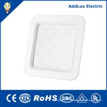 Plafonnier carré de 18W SMD LED