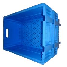 Contenedor de inserción retroproyectado Pantong Colors para industria logística / contenedor de plástico en gran volumen