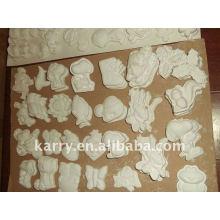 suministro de pintura de cerámica de lujo conjunto (Navidad)