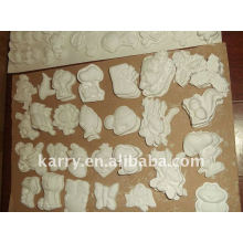 fornecer conjunto de pintura cerâmica chique (natal)