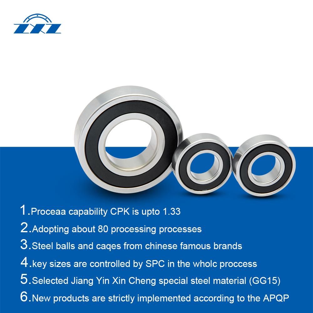 Automotive Bearings Electric Car Motor Bearings