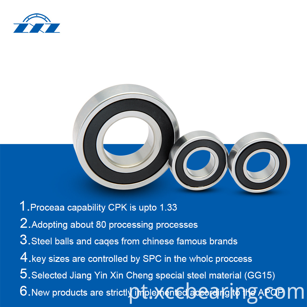 Automotive Bearings Electric Car Motor Bearings