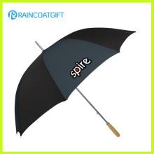 Parapluie droit d'ouverture automatique pour la promotion