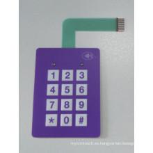Interruptor de Teclado de Membrana