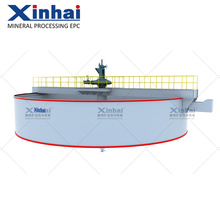 China Mining Thickener In Mineral Processing , Thickener Tank for Dewatering