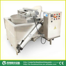Fxqt-20 Полуавтоматическая машина для жарки пищи (орехи, закуски, кешью, чипсы, курица и т.д.)
