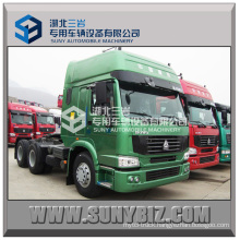 China Sunotruk HOWO 6X4 Wheel Tractor Trucks Hot Sale
