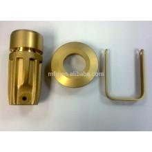 Brass shade
