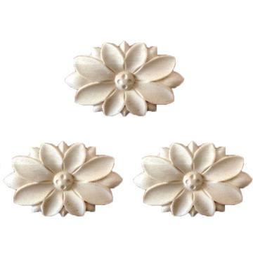 European furniture decoration engrave wood onlays