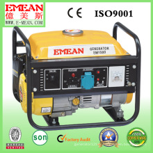 CE de générateur à essence monophasé d'utilisation de 0.65kw-6kw