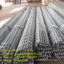 Kohlenstoffstahl ASTM A53 / S235 / S275 / S355 heißes galvanisiertes Rohr / GI-Rohr