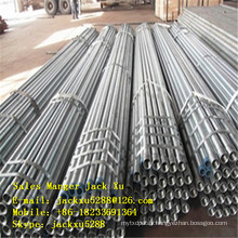tuyaux en acier au carbone ASTM A53 / S235 / S275 / S355 galvanisés à chaud / tuyau de GI