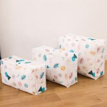 Blanket Storage Bag Set For Closet