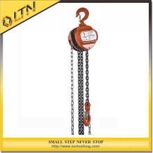 Selling TUV Approved Hoist Rope Guides/Manual Chain Block