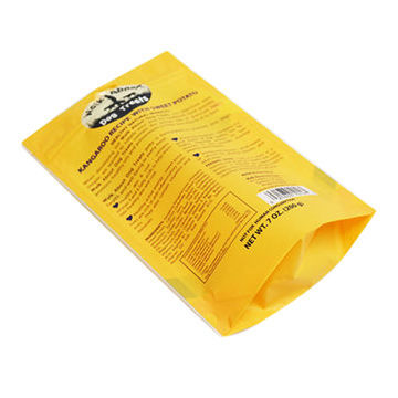 Dog Food Packaging 200grams Plastic Bag