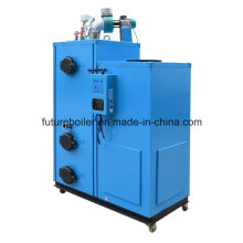 100kg/H Wood Pellet Steam Generator