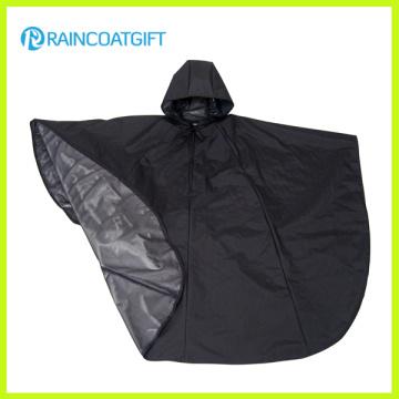 Peso ligero Durable moda lluvia poliester impermeable Ponchos