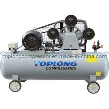 Pistón Bomba de aire con compresor de aire impulsado por correa (W-1.0 / 8)