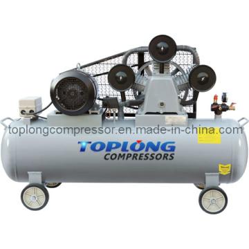Piston Reciprocating Belt Driven Air Compressor Air Pump (W-1.0 / 8)
