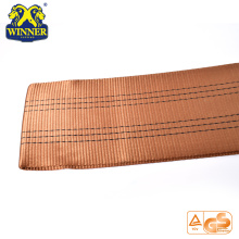 6T Lifting Belt Lift Websling Polyester Flat Webbing Sling