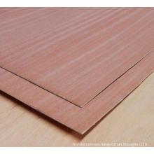 colourful walnut /teak/ash /red oak melamine paper faced coloured plywood