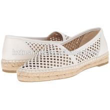 China Shoes Factory Femme Jute Sole Espadrille