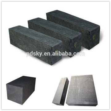 Molded Graphite Products for Copper Casting Industry and Graphite Block