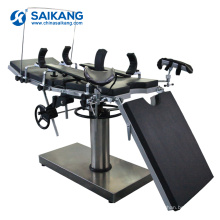 A088 Multi-Fuction Hospital Use Electric Operating Surgery Table