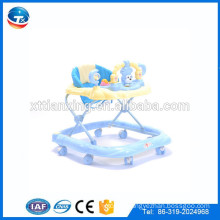 Cheap unique Rolling rotating infant walker for baby