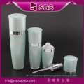 Hot sale SRS arcylic pump 15ml 30ml 50ml 80ml 120ml plastic bottle for shampoo