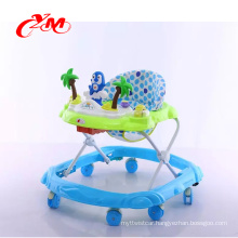 Prince William highly recommends good baby walker toy/2018 New design inflatable baby walker/best quality round walker baby CE