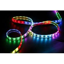 11.8w 5050 Smd 12volt Waterproof Flexible Led Strip Lighting / Led Ribbon Tape For Show
