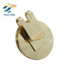 Golf Hat Clip Magnétique Ball Marker Personnalisé Goft Vente Chaude Golf Clip