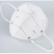 Máscaras KN95 de 6 capas Anti PM2.5 Filtro de carbón activado Máscara protectora transpirable para protección contra gérmenes