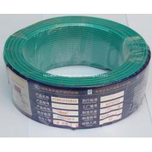 Fil électrique d'isolation flexible de PVC 220V