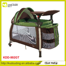 Approved baby round playpen
