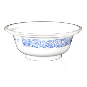Produtos mais vendidos fabricação de Amostra Grátis descartável tigela de arroz de plástico takeaway