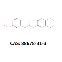 Cheapest Factory for Nifuratel Drug Raw Material,Falvin Antifungal Agent,Dexamethasone Prednisone Cream Manufacturer in China Liranafate api Liranafate intermediate CAS 88678-31-3 export to Uganda Suppliers