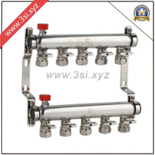 Quality Water Separator for Floor Heating System (YZF-M839)