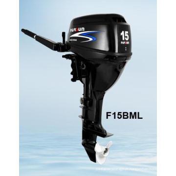 por Scientific Process 15HP Outboard Motors