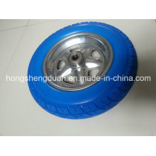 PU Form Wheel 3.50-8 Have Steel Rim