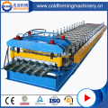 Glazed Tiles Roll Forming Machine with 380V 50HZ 3phase