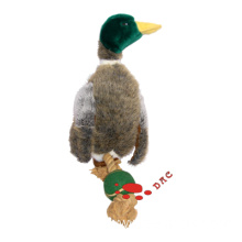 Dog Chew Plush Simulated duck Pet Toy
