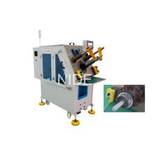 Bobina del estator del motor Servo que enrolla la máquina que inserta