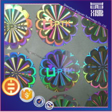 Design Anti-counterfeiting Security Hologram Label