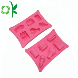 Silicone Chocolate Sweet Candy Moulds Set