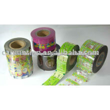 Rolo de filme de embalagem de alimentos